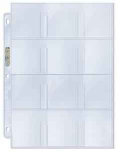 Ultra Pro 12 Pocket Page