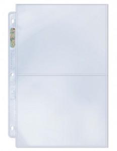 Ultra Pro 2 Pocket Page