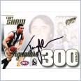 2013 Select Prime Case Card Signature CC50S Tony SHAW Collingwood #20/40