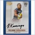 2013 ESP Elite Future Stars FS15 Viliami Kaveinga  #1/105 NZ Warriors