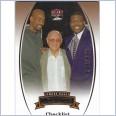 2007-08 Press Pass Legends Bronze #70 Jerry Tarkanian/Larry Johnson/Stacy Augmon 648/899