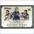 2014 NRL Traders Matthew Bowen Retirements