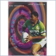 1996 Dynamic NRL Series 1 Rugby League Time Warp Card TW14 Nakruku/Ferguson
