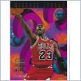 1995-96 Hoops Number Crunchers #1 Michael Jordan
