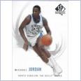 2010-11 SP Authentic #1 Michael Jordan