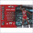 2005-06 Hoops MJ Profiles #MJ4 Michael Jordan