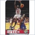 1998-99 UD Choice #23 Michael Jordan