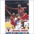 1993-94 Hoops #28 Michael Jordan