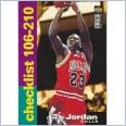 1995-96 Collector's Choice #210 Michael Jordan CL