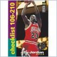 1995-96 Collector's Choice Player's Club #210 Michael Jordan CL