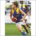 2011 HERALD SUN AFL FOOTY CARD MATT PRIDDIS 191