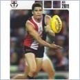 2011 HERALD SUN AFL FOOTY CARD LEIGH MONTAGNA #166