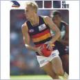 2011 HERALD SUN AFL FOOTY CARD DAVID MACKAY #8