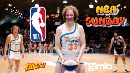 #1237  NBA SUNDAY