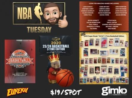 #1339  NBA TUESDAY
