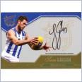 2016 Select Certified AFL Certified Signatures SCS23 Sam Gibson 167/240 - North Melbourne Kangaroos
