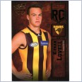 2016 Select Certified AFL Rookie Card RC22 Kieran Lovell 072/240 - Hawthorn Hawks