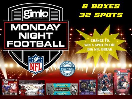 #791 NFL CHEAP MONDAY