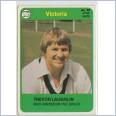 1978 SCANLENS CRICKET - No.62 Trevor LAUGHLIN (VICTORIA)