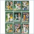 2000 - 2001 GET REAL, GET WEET-BIX - AUSTRALIA CRICKET Card SET