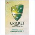 2007 - 2008 Select CRICKET AUSTRALIA Card SET - Plus Promo Cards
