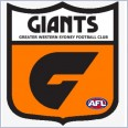 2014 AFL Select Honours Team Set - Greater Western Sydney Giants - 12 cards in total