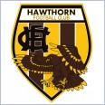 2014 AFL Select Honours Team Set - Hawthorn Hawks - 12 cards in total