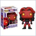 Marvel - Red She-Hulk SDCC 2017 San Diego Comic Con Pop! Vinyl + Protector