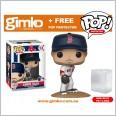 MLB - Chris Sale Pop! Vinyl (Red Sox) + Protector