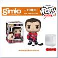 NHL: Canadiens - Jonathan Drouin Pop! Vinyl + Protector