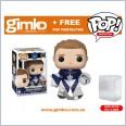 NHL: Maple Leafs - Frederik Anderson Pop! Vinyl + Protector