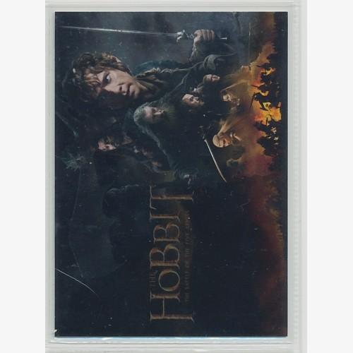The Hobbit The Battle of the Five Armies Foil Card 01