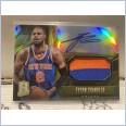 2013-14 Panini Spectra Jerseys Autographs Gold #36 Tyson Chandler 06/10 Jersey Number
