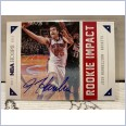 2012-13 Hoops Rookie Impact Autographs #17 Josh Harrellson