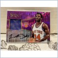 2013-14 Select Jersey Autographs Purple #39 Charles Oakley 18/99