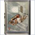 2000-01 Fleer Feel the Game Gold #10 Allan Houston 47/50