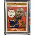 2004-05 Bazooka Adventures #FM Frank Williams B
