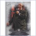 2015 TOPPS WWE UNDISPUTED Base Card 41 PAUL HEYMAN