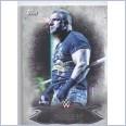 2015 TOPPS WWE UNDISPUTED Base Card 50 TRIPLE H