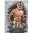 2015 TOPPS WWE UNDISPUTED Base Card 97 KALISTO Rey Mysterio Jr