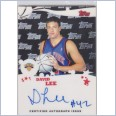 David Lee 2005-06 Topps Rookie Photo Shoot Autographs #RSA-DL