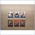 2020 AFL HONOURS BROWNLOW GALLERY & SKETCH CARLTON 6 CARD TEAM SET WILLIAMS