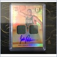 2014-15 PANINI NBA GOLD STANDARD JERSEY SIGNATURE ROOKIE CARD JABARI PARKER #085/149