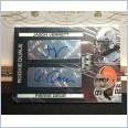 2014 NFL PANINI SPECTRA ROOKIE DUALS SIGNATURE CARD JASON VERRETT / PIERRE DESIR #016/149