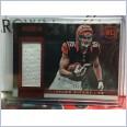 2013 NFL PANINI ROOKIES & STARS LONGEVITY RED JERSEY ROOKIE CARD TYLER EIFERT #201/299