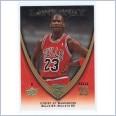 2008-09 NBA UPPER DECK MICHAEL JORDAN LEGACY CARD - #189