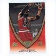 2008-09 NBA UPPER DECK MICHAEL JORDAN LEGACY CARD - #631