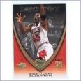 2008-09 NBA UPPER DECK MICHAEL JORDAN LEGACY CARD - #712