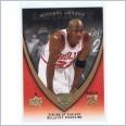 2008-09 NBA UPPER DECK MICHAEL JORDAN LEGACY CARD - #751
