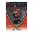2008-09 NBA UPPER DECK MICHAEL JORDAN LEGACY CARD - #827